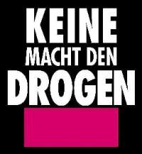 """Logo von """"Keine Macht den Drogen"""""""