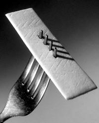 Wird es demnächst Kaugummi geben, der Fettsucht entgegenwirken kann?