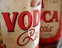 Wodka ist eine meist farblose Spirituose mit einem Alkoholgehalt von bis zu 60 Volumenprozent