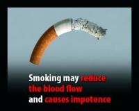 "Appell an die Männer: ""Rauchen kann zu Impotenz führen"""