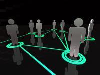 Social Networking: besonders junge Menschen nutzen das Internet gerne um Kontakte zu pflegen. Dazu dienen zum Beispiel E-Mail, Chat und Blog