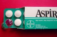 Aspirin ist ein peripher wirkendes Schmerzmittel. Es wirkt also am Entstehungsort des Schmerzes.