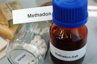 Methadon in Tablettenform und als Saft.