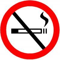 Nichtrauchersymbol in Deutschland