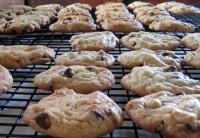 Kekse. Bei so genannten Space-Cookies handelt es sich um Gebäck dem Cannabis zugegeben wurde