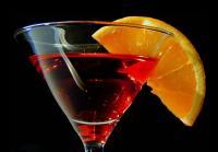Campari ist ein Aperitif mit 25 Prozent Alkoholgehalt
